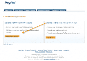 Remove Paypal transfer and withdrawal limit in India