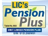 LIC Pension Plus plan terms features return and  benefits